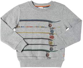 Paul Smith Skate Print Cotton Sweatshirt