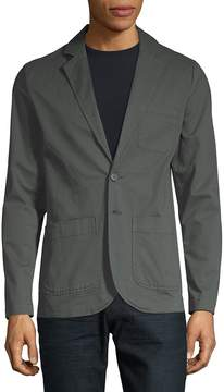 Saks Fifth Avenue BLACK Men's Classic Notch Blazer
