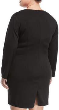 Alexia Admor Plus Cutout Sheath Dress, Plus Size