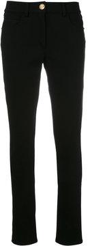 Class Roberto Cavalli studded trim pants