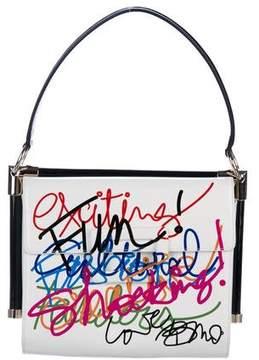 Roger Vivier Miss Viv Graffiti Bag