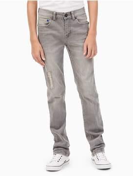 Calvin Klein Jeans Boys Skinny Stretch Jeans