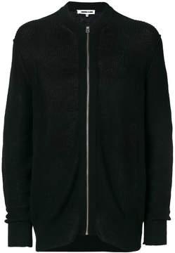 McQ zipped cardigan