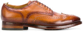 Officine Creative faded brogues