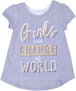 Nanette Baby Graphic T-Shirt-Toddler Girls