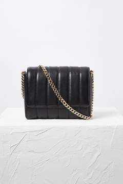French Connection Rudy Quilted Cross-Body Bag