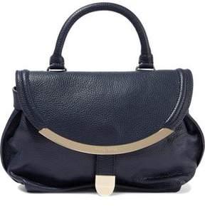 See by Chloe Lizzie Pebbled-Leather Shoulder Bag