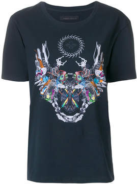 Frankie Morello graphic print T-shirt