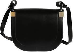 Victoria Beckham Half Moon Saddle Bag