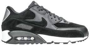 Nike 90 Prem In Black Suede