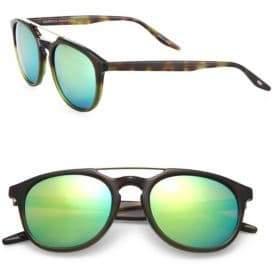 Barton Perreira 52MM Rainey Sunglasses