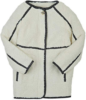 Chloé Kids' Sherpa Insulated Coat