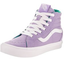 Vans Kids Sk8-hi Reissue Li (pop) Skate Shoe.