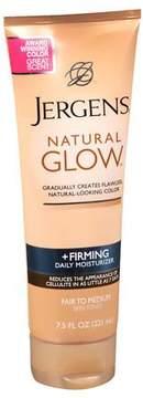 Jergens Natural Glow Firming Daily Moisturizer Fair To Medium
