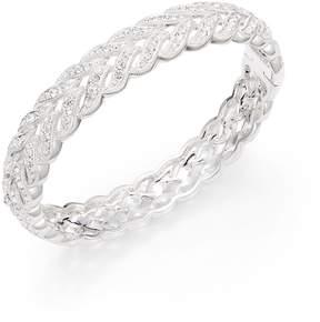 Adriana Orsini Women's Pave Diamond Feather Bracelet
