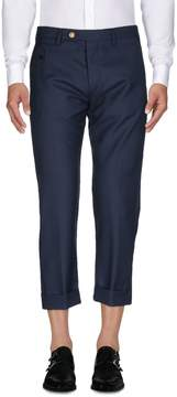 M.Grifoni Denim 3/4-length shorts