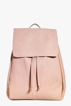 boohoo Millie Oversized Structured Backpack