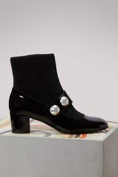 Marc Jacobs Margaux ankle boots