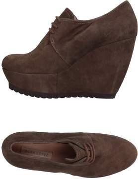 Pura Lopez Lace-up shoes