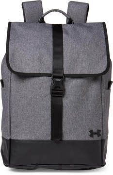 Under Armour Black & Grey UA Downtown Laptop Backpack