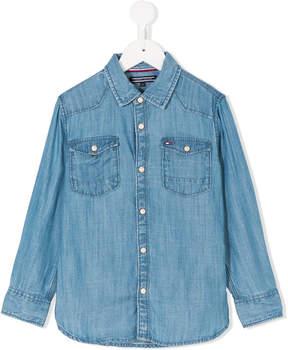 Tommy Hilfiger Junior denim shirt