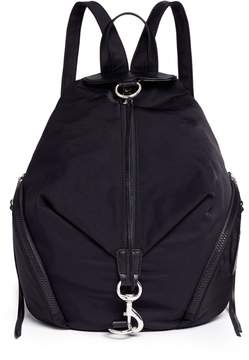 Rebecca Minkoff 'Julian' nylon backpack - ONE COLOR - STYLE