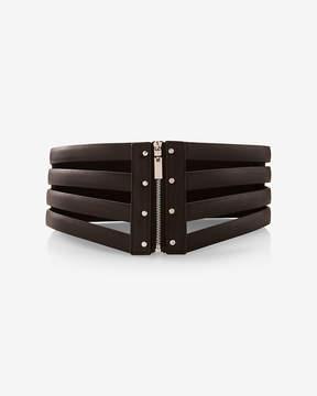 Express Zip Cage Belt