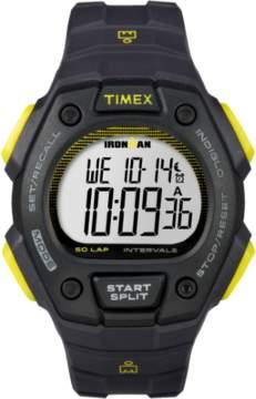 Timex Classic 50 TW5K86100 Black/Grey Digital Quartz Men's Watch