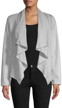 Bagatelle Women's Tencel Drape Jacket