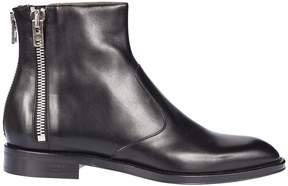 Givenchy Zip Details Ankle Boots