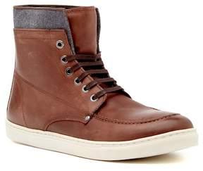 Robert Wayne Dawson Leather Chukka Sneaker