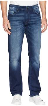 Mavi Jeans Zach Straight Leg in Dark Brooklyn Men's Jeans