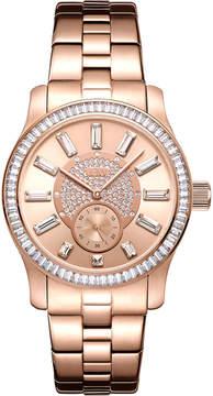 JBW Women's Celine Rose-Gold-Tone Dial Diamond Watch