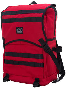 Manhattan Portage Red Fort Hamilton Backpack