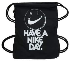 Nike Heritage Graphic Drawstring Backpack