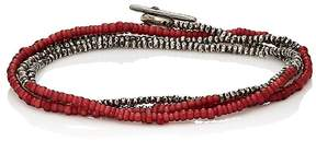 M. Cohen Men's Horizon Wrap Bracelet