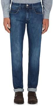Loro Piana Men's 5 Tasche B. Slim Jeans