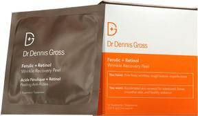 Dr. Dennis Gross Skincare Ferulic + Retinol Wrinkle Recovery Peel