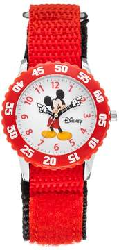 Disney Disney's Mickey Mouse Boy's Time Teacher Watch
