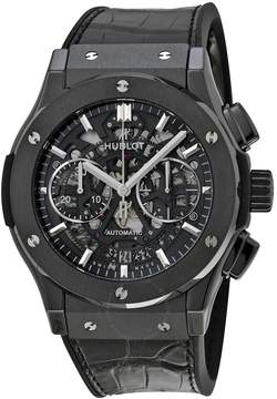 Hublot Classic Fusion Skeleton Dial Automatic Men's Watch
