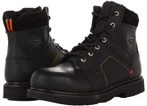 Harley-Davidson Pete Men's Work Lace-up Boots