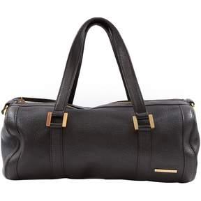 Delvaux Brown Leather Handbag