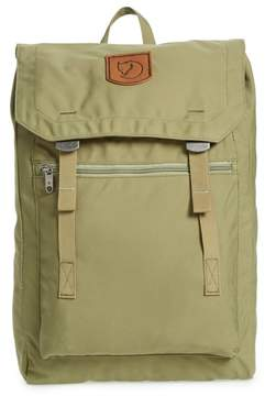 Fjallraven Foldsack No.1 Water Resistant Backpack - Green