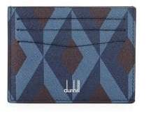 Dunhill Cadogan Leather Credit Card Case