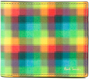Paul Smith pixel effect cardholder