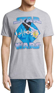 Star Wars Novelty T-Shirts Retro Fighter Graphic Tee