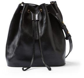 The Viola Bucket Bag in Black