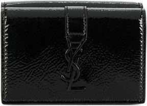 Saint Laurent Petite wallet - BLACK - STYLE