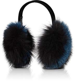 Barneys New York Women's Fox-Fur Earmuffs