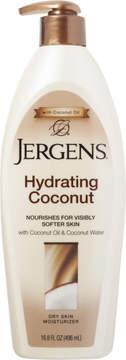 Jergens Hydrating Coconut Moisturizes & Softens Dry Skin Moisturizer